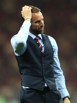 Gareth Southgate took England to greater heights than expected. Picture: Clive Rose/Getty