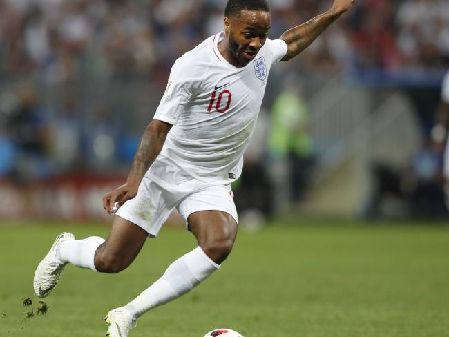 Raheem Sterling fought back in the Euro 2020 win over Montenegro.