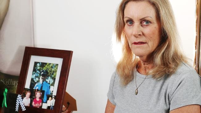 Julie Waters, mother of slain Gold Coast cop Damian Leeding, is appalled one of her son's killers could be freed from jail early.