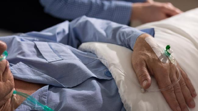 Reform on legally assisted suicide will be debated in the Senate next month. (Pic: iStock)