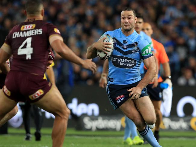 Cordner couldn't understand why his teammates were overlooked. Picture: Adam Head