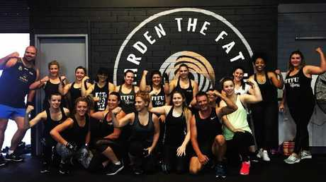 HTFU Fitness Adelaide has defended its original post. Picture: Facebook
