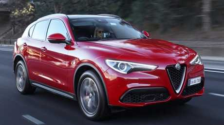 First take: The Alfa Romeo Stelvio is the Italian brand's inaugural SUV.