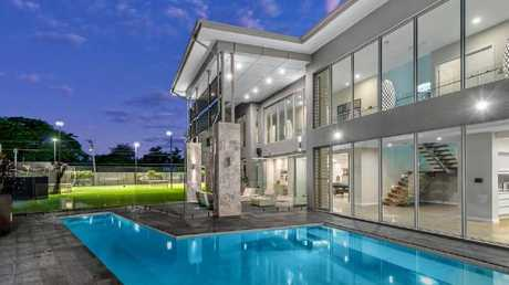 The Hawthorne home sold for the highest price in Brisbane so far this year.