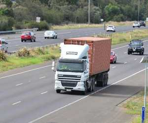 Roadworks will be carried out on the M1 Princes Freeway from Sunday.