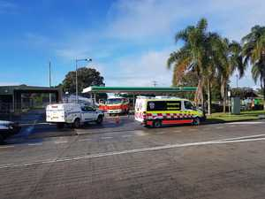 GAS LEAK: Ballina petrol station evacuated