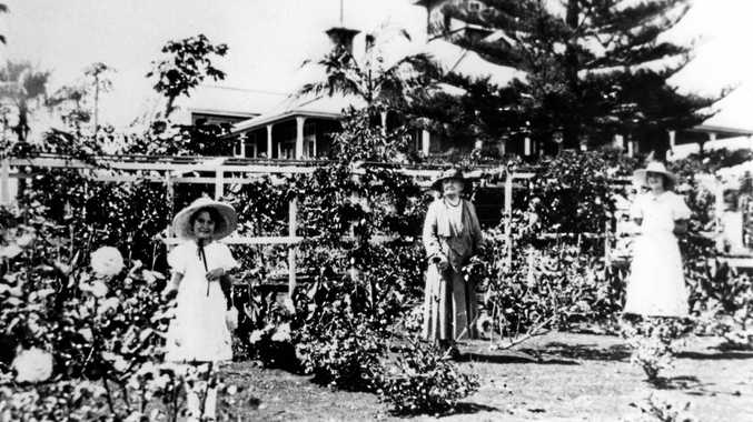 Gardening has a long tradition on the Coast
