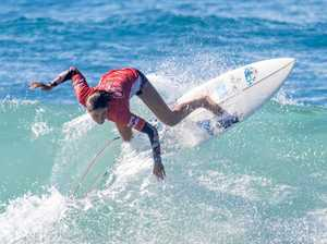 Coast teen wins Occys Grom Comp
