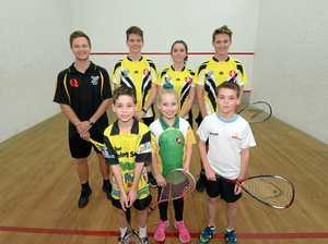 Rocky squash centre hosts annual club championships