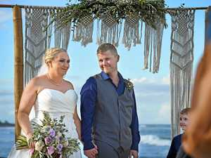 For better or worse: Terminally ill man marries soul mate