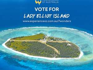 Could Lady Elliot Island join Australia's natural wonders?