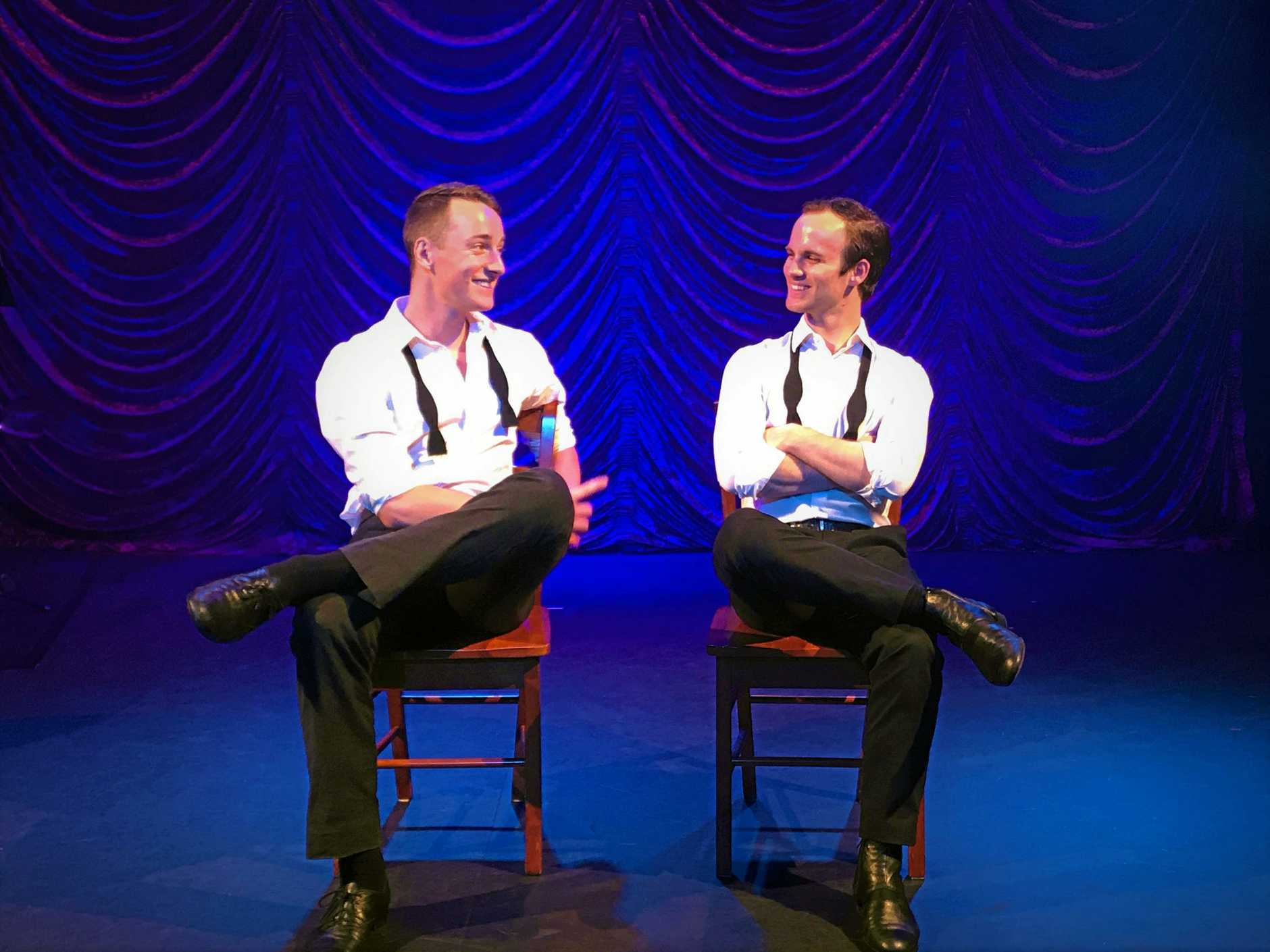 SING-ALONG: Just a Couple of Song and Dance Men is coming to the MECC in August.
