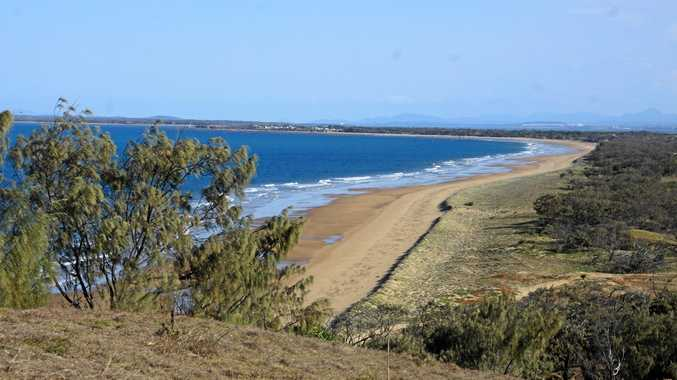 VIEW: $340,000 has been set aside to rehabilitate the Connor Bluff area and establish a day-use and picnic area.