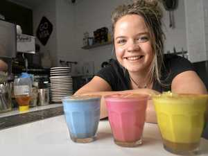 Mermaid Latte latest health food craze