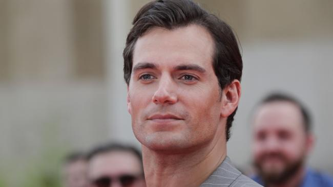 Henry Cavill has apologised after creating controversy over his comments on the #MeToo movement in an interview with GQ magazine. Picture: AFP Photo/Thomas Samson