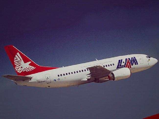 A man got the best revenge on airline staff.