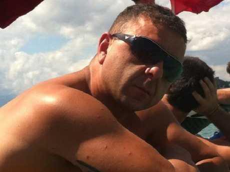 Robert Nikolovski believed former Comanchero Darko Janceski (pictured) killed his brother Goran in 2011.