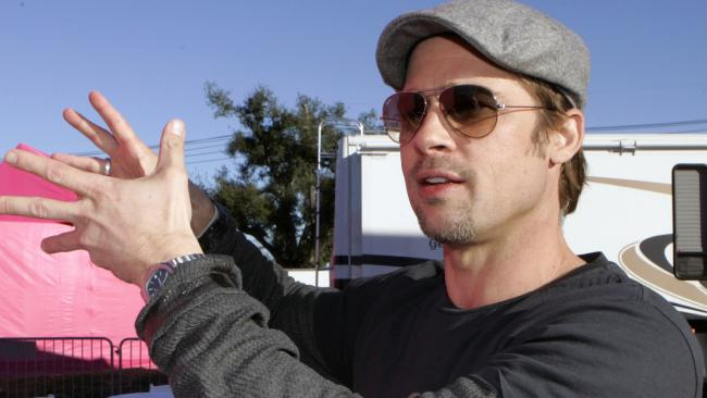 USA actor Brad Pitt has come under fire for his 'Make It Right' housing program.