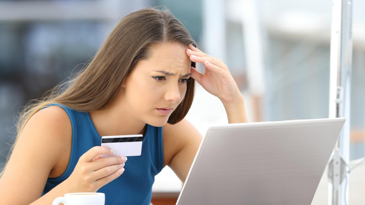 Seen something that doesn't quite add up on your card statement?