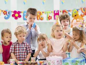 Kids parties: the worst thing about parenting