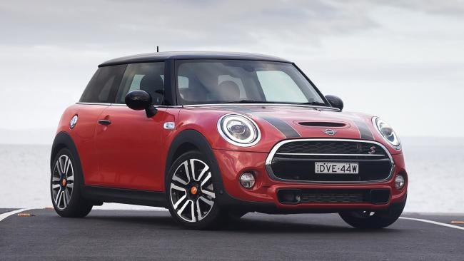 Updated Mini Cooper range goes big on gadgets