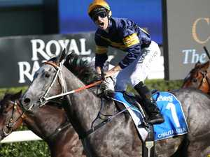 Finally! Chautauqua leaves gates