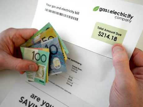Electricity bills are hurting Aussies on tight budgets. Picture: iStock.