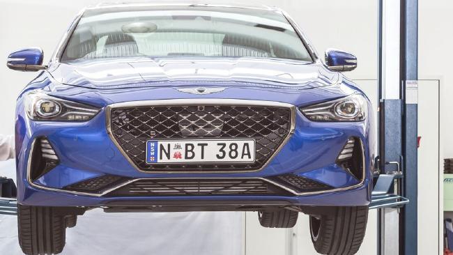 Korean podium: Luxury brand Genesis led in Kia and Hyundai in the latest JD Power survey