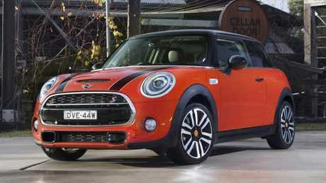 Start your calculators: Mini manual three-door starts at $30K but can add half that again