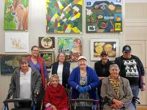 Blue Care clients harness their creativity for Heartland