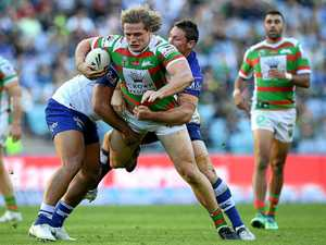 Rabbitohs make it nine straight with win over Bulldogs