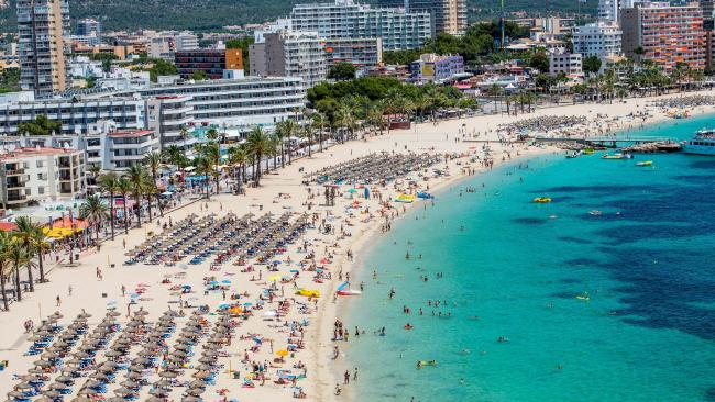 Sure, Magaluf is stunning, but it has a very seedy side.