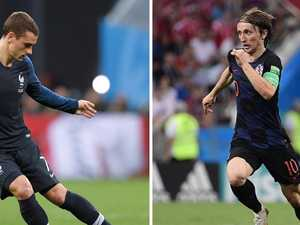 Can Croatia end France dreams of second Cup title?