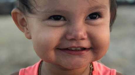 Sienna Rose Pereira starb am 8. Juli an der Grippe. Bild: Kanal 7