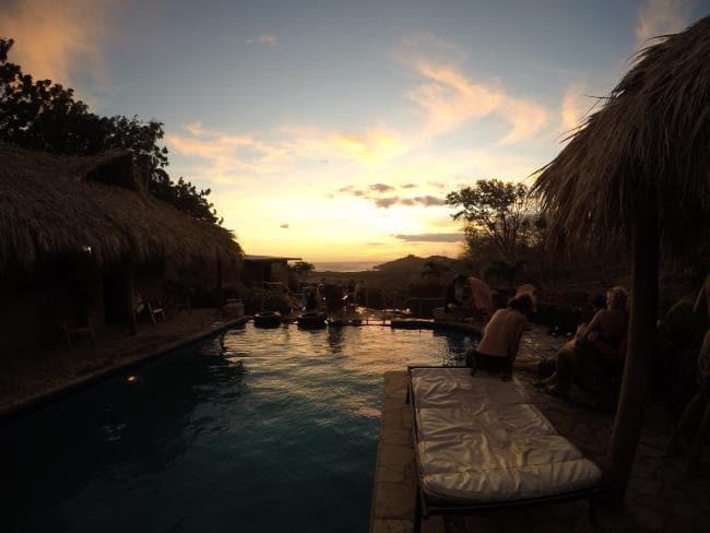 Casa De Olas in San Juan Del Sur, Nicaragua.