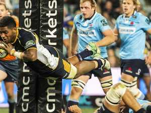 Waratahs rue wasted opportunity