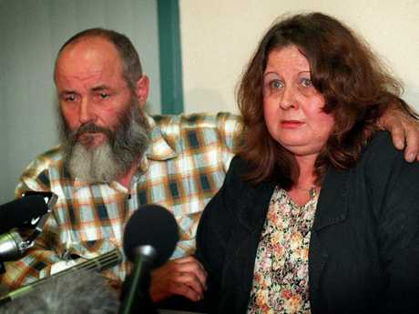 Murder victim Janet Phillips' parents Brian and Barbara Phillips had no answers until DNA science nailed sadist Lloyd Fletcher.