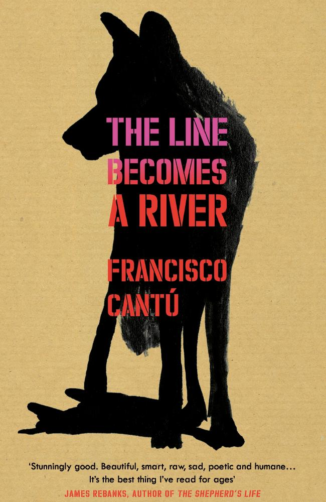 Francisco Cantu's memoir is available now.