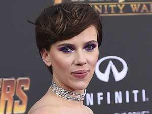 Scarlett forced to quit transgender film