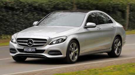 Dream car: Mercedes-Benz C-Class