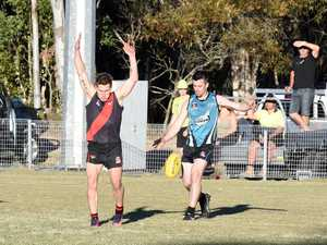 AFL WB: Bombers v Power