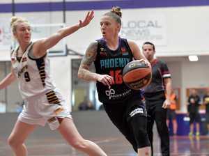 Sunshine Coast Phoenix against Logan Thunder