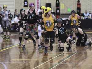 Mayhem at the Skate of Emergency as Fraser Coast
