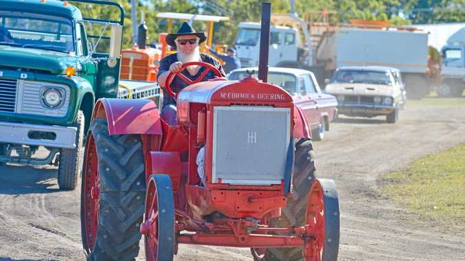 Turkey Beach revs up for Tractor Bash