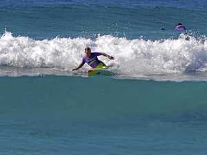 Byron's Stewart nabs win at adaptive surfing titles