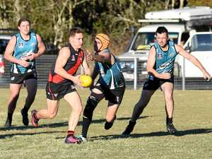 Streak continues for red-hot Hervey Bay Bombers