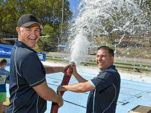 Wests ready to make a splash with freshly resurfaced pool
