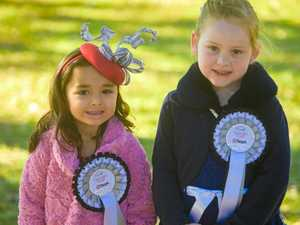 Small fashionistas, big wins for our littlest racegoers