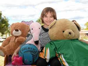 Teddy Bear Picnic fundraiser