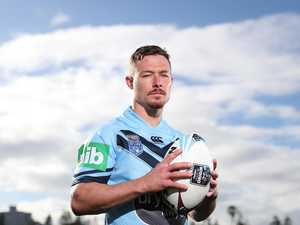 Blues trio first choice for Roos spine